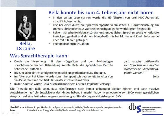 Hörstörungen Sprachtherapie/Logopädie Halle