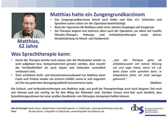 Dysphagie_Schluckstörung_Sprachtherapie/Logopädie Halle