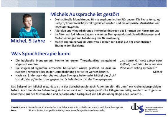Aussprachestörung_Sigmatismus_Sprachtherapie/Logopädie Halle