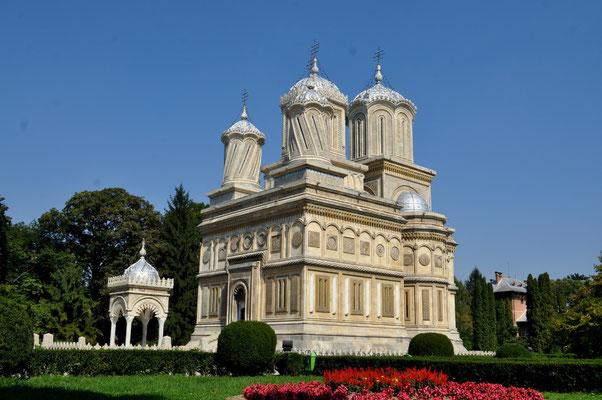 Kathedrale des Klosters Curtea de Argeş (Walachei)