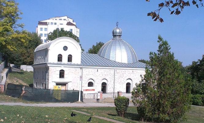 Große Synagoge in Iaşi (Moldau)