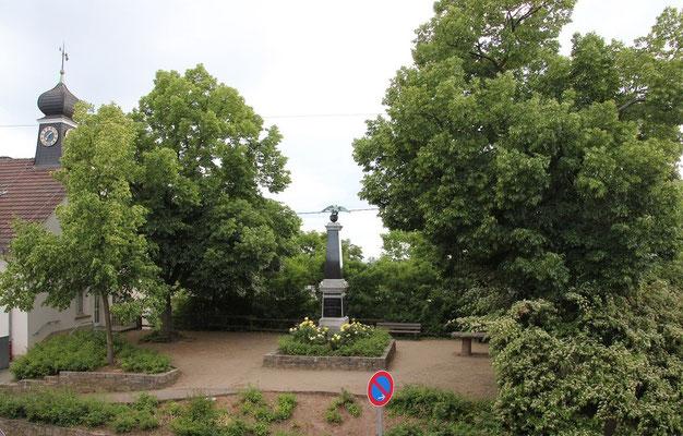 Lindenplatz Mai 2015