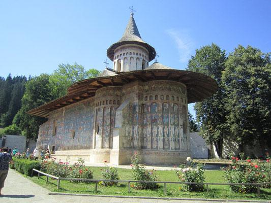 Kloster Voroneţ (Bukowina)