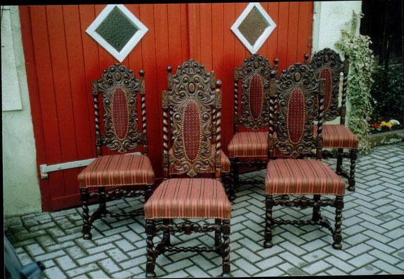 Stil Stühle neu polstern