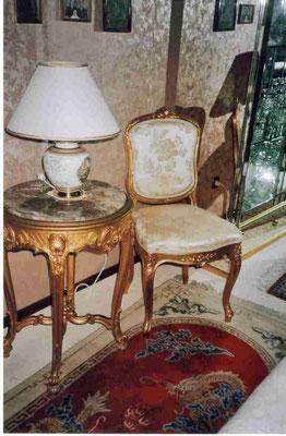 Bezug für Stil Möbel