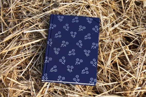 Schreibkult Blaudruck Rosen