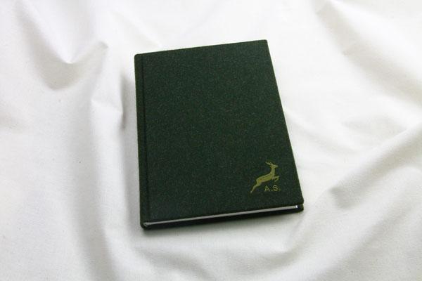 Schreibkult Jagd Reh Stick grün