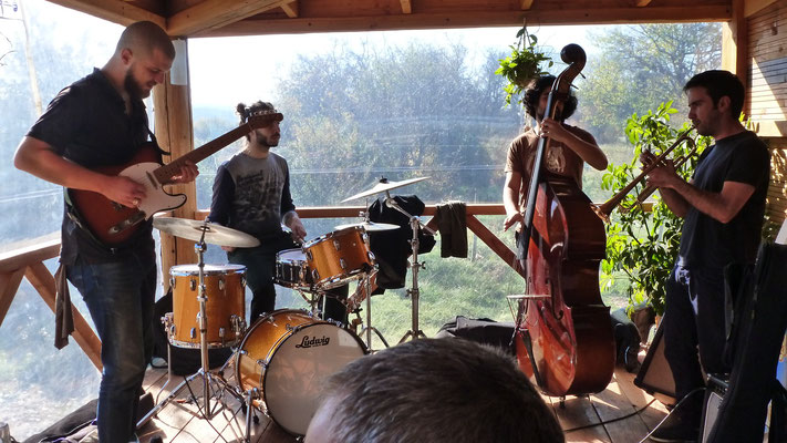 Soirée musicale à El Rancho ...