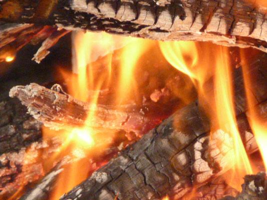 cuisson du 1er Juin 2016 - Bouquet de Flammes -