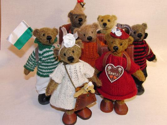 Bärenkindergruppe