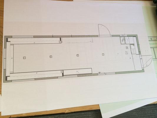 Vorplanung zur Bauausführung