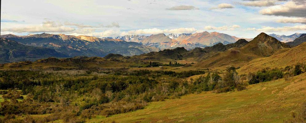 Der Park Patagonia