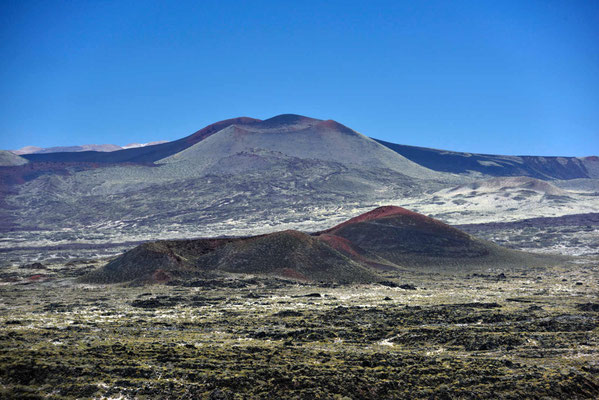 Vulkan über Vulkan.