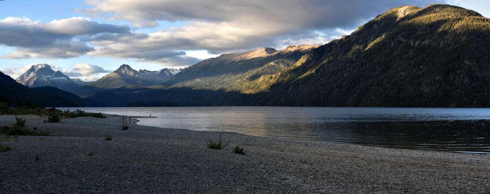 Der Lago Mascardi.