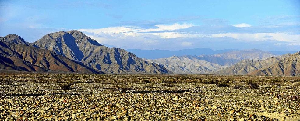 Traumhafte Wüstenlandschaft.