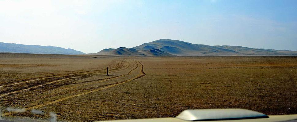Ein Spielplatz für Wüstenliebhaber.