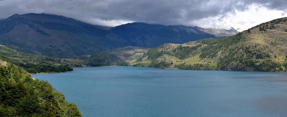 Fahrt ins Valle Exploradores. Der Lago Tranquilo.