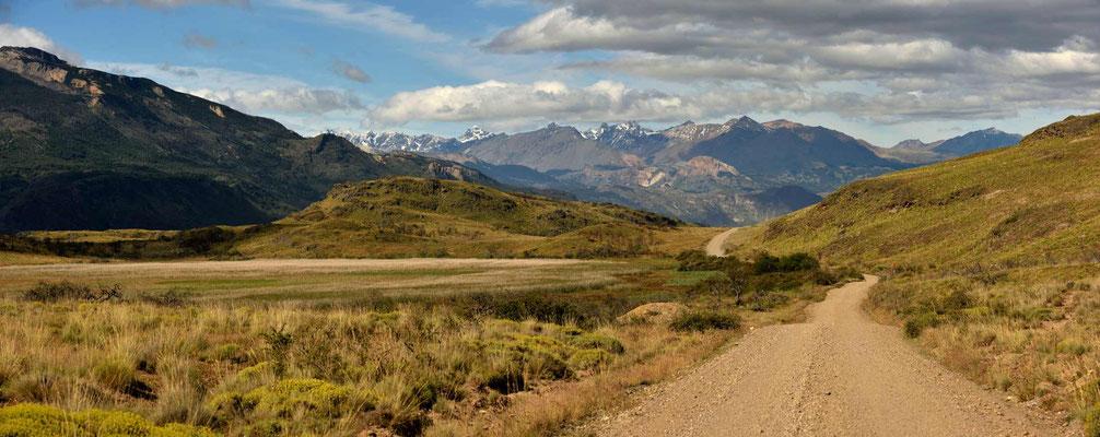 Der Park Patagonia der Ehefrau von Tomkins.
