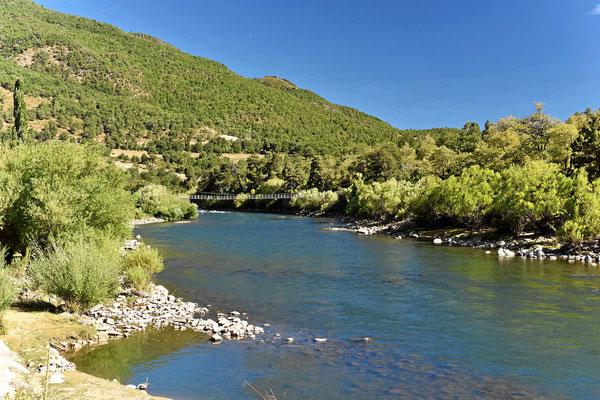 Der Fluss Biobio.