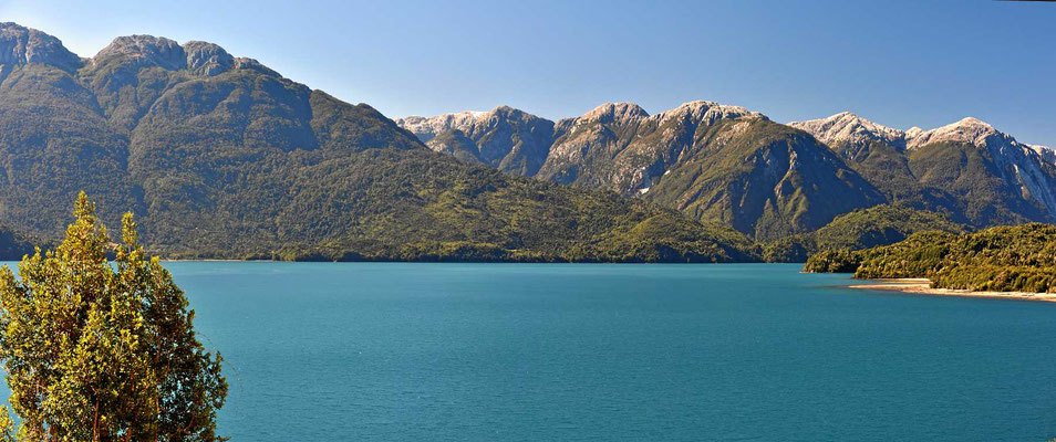 Der Lago Yelcho.