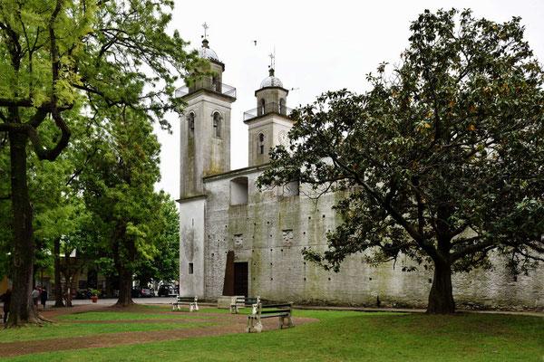 Die Kirche in der Altstadt.