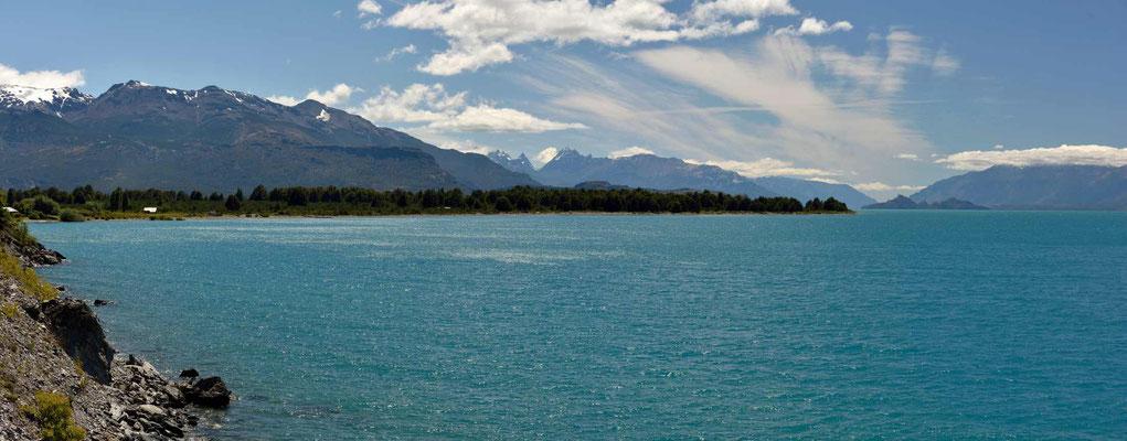 Der Lago General Carrera ist der schönste See, den ich kenne.
