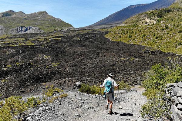 Und der nächste Spaziergang, jetzt zu den Salto Las Chilcas.