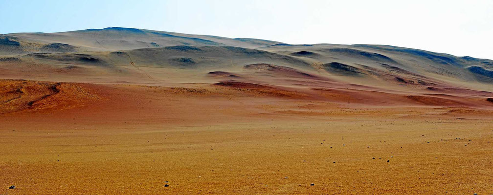 Und eine wundervolle Wüstenlandschaft.