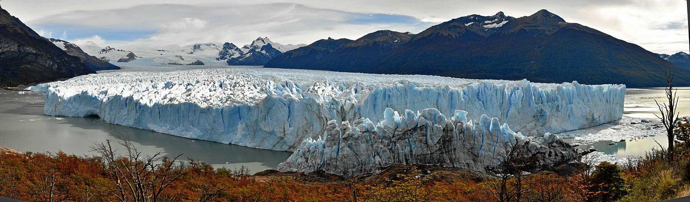 Es herbstet am Gletscher