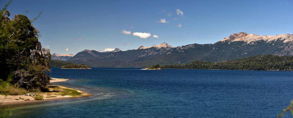 Der Lago  Nahuel Huapi.
