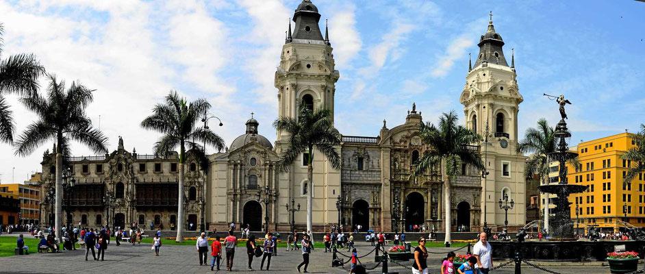 Die Kathedrale von Lim..