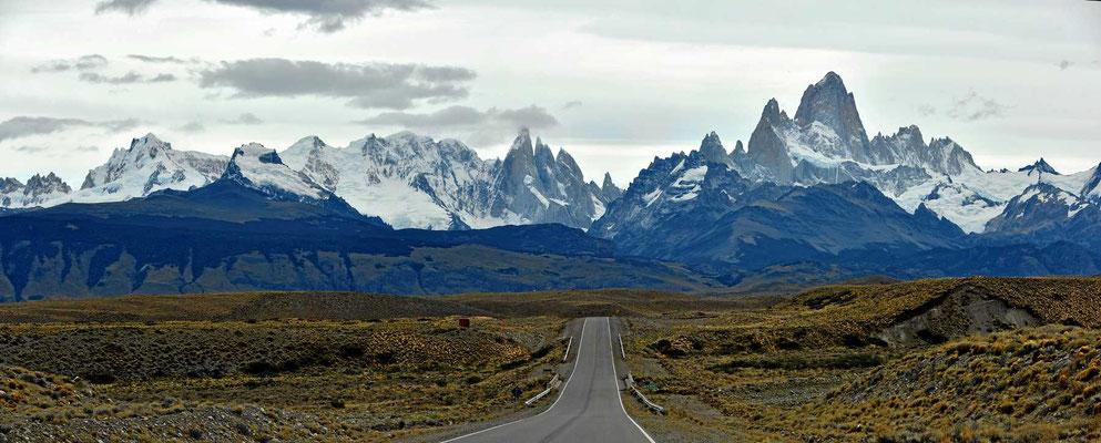 Eine Straße zum Träumen.