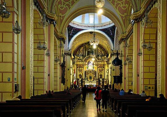 Die Iglesia San Fransico