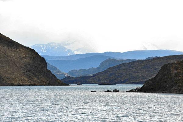 Der Lago Pehoe