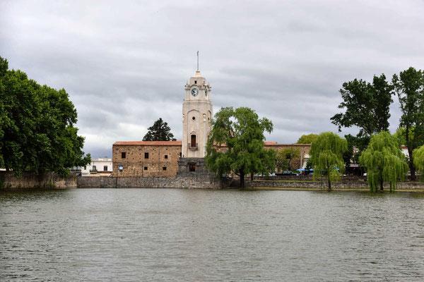 Die Jesuiten-Estancia von Alta Gracia, die hat auch Che Guevara in seiner Jugend besucht.