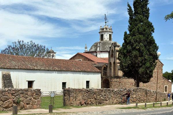 Die Estancia Jesus Maria, die am besten erhaltene der Jesuitenestancias.