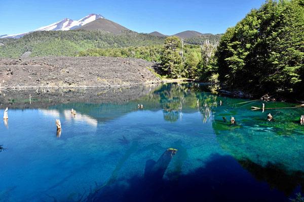 Der kleine Lago Atobiris.