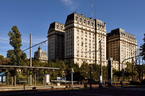 In Buenos Aires.