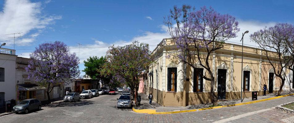 Eine der wenigen hübschen Stellen in Alta Gracia (außer der Estancia natürlich)