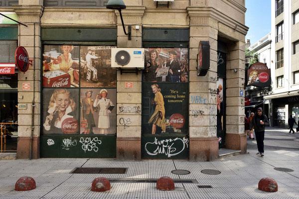 Manchmal ist die Zeit in Montevideo stehen geblieben.
