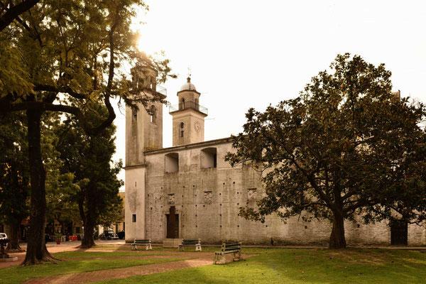 Die Kirche Matriz del Santísimo Sacramento in der Altstadt