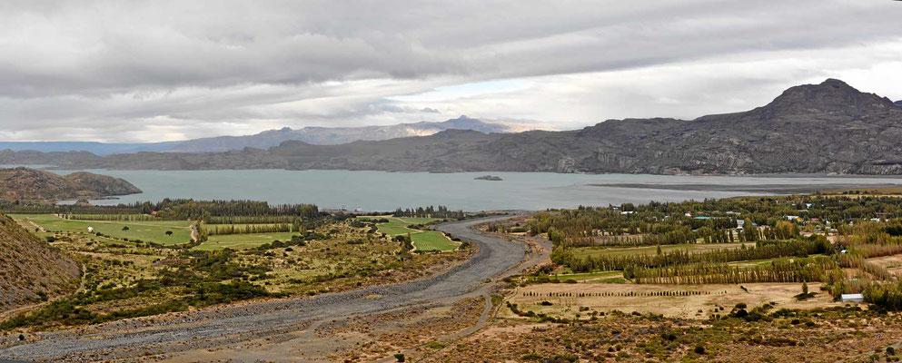 Der Lago General Carrera, hier ist 2015 Tomkins verunglückt.
