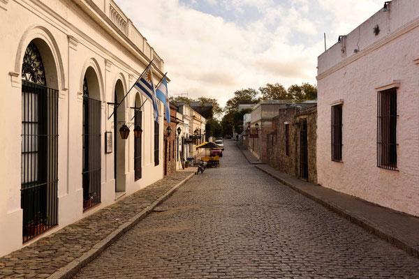 Straßen in der Altstadt.
