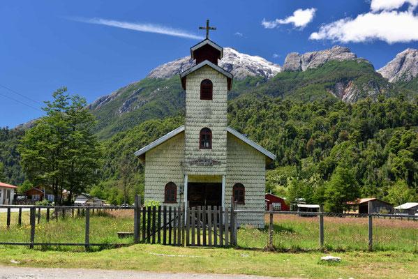 Eine Kirche fast wir im Herrgottsviertel.