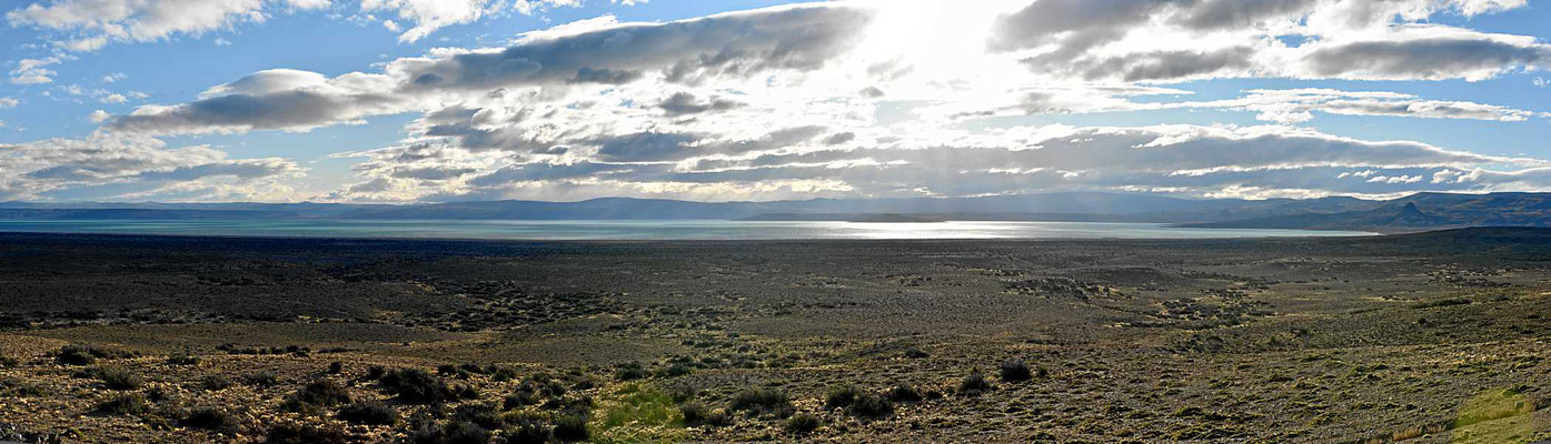 Der Lago Cardel.