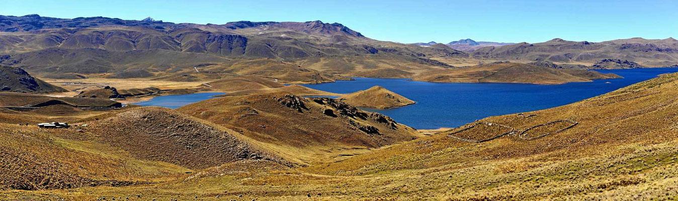 Die Laguna Lagunillas