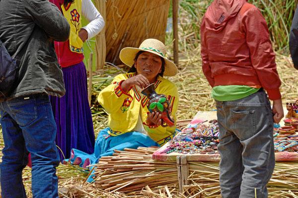 Die Ururi auf den Inseln leben jetzt vor allem vom Tourismus.