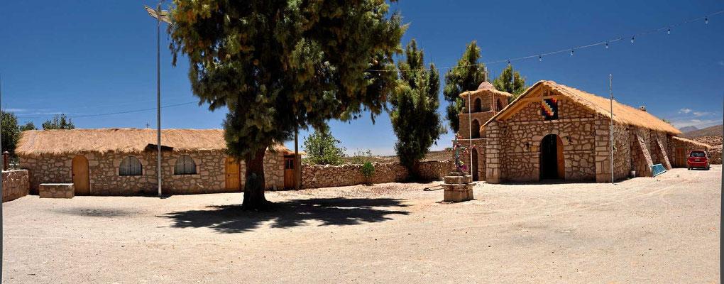 Die Kirche von Tocone.