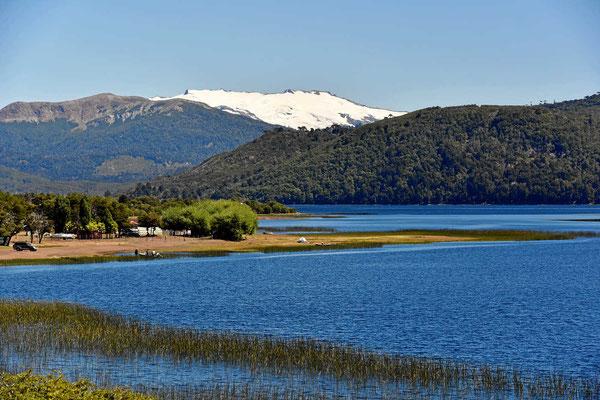 Der Lago Galletue, der dem Park seinen Namen gab.