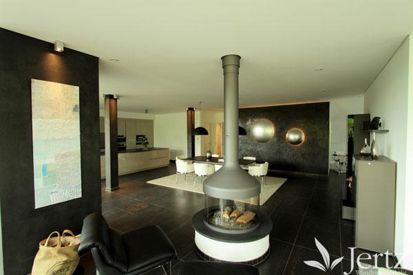 wohnzimmer mit kamin gestalten wohnzimmer sitzecke. Black Bedroom Furniture Sets. Home Design Ideas